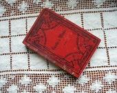 Salvaged Goethe Vintage Journal