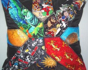 Commission a Necktie Pillow- Various Sizes
