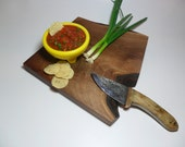 "Wallnut Cutting Board / Chopping Block----Or ask for a ""custom"" item"