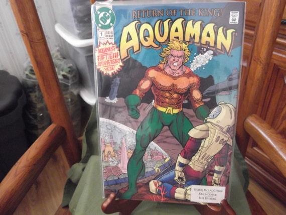 1991  Aquaman (number 1)
