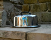 Come and Get it Mid Century Vintage Cake Carrier