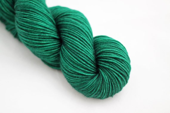 Hand dyed yarn - Therapy MCN DK - 230 Yards DK Weight - Mad Scientist