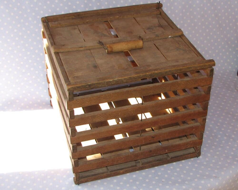 Vintage Egg Crate 44