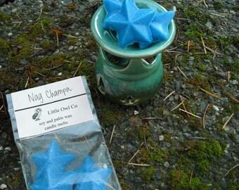 Nag Champa candle melt