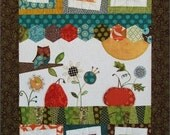 Wonky Fall Quilt Pattern by Pine Mountain Quilts