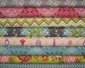 LillyBelle Fat Quarter Set of 10 by Art Gallery Fabrics