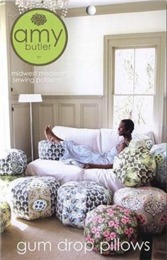 Gum Drop Pillows Pattern by Amy Butler