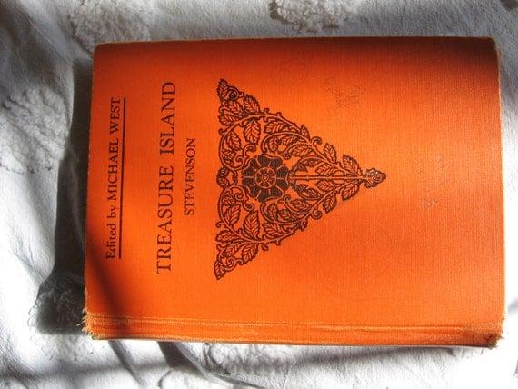treasure island orange book metro goldwyn mayer edition movie
