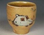 Classy Little Car Tea Bowl