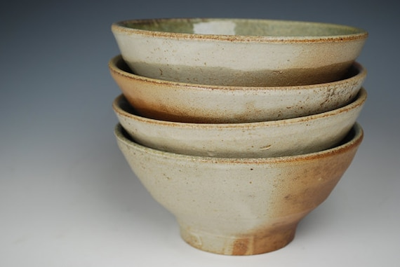 Set of Cereal / Soup Bowls by Jeffrey Lipton