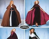 Uncut Simplicity pattern 5794 Women's Cloaks & Capes Theresa Nordstrom Collection