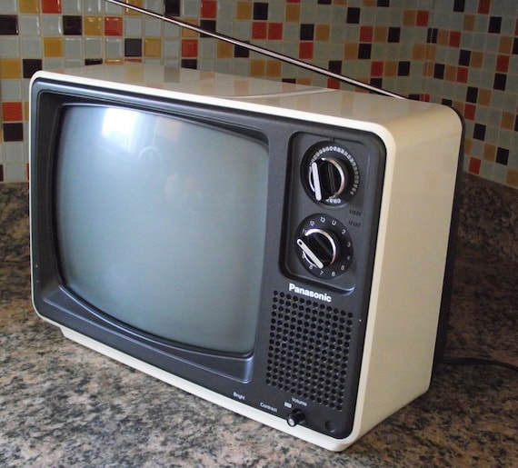 Items Similar To Panasonic Television Space Age 1970s