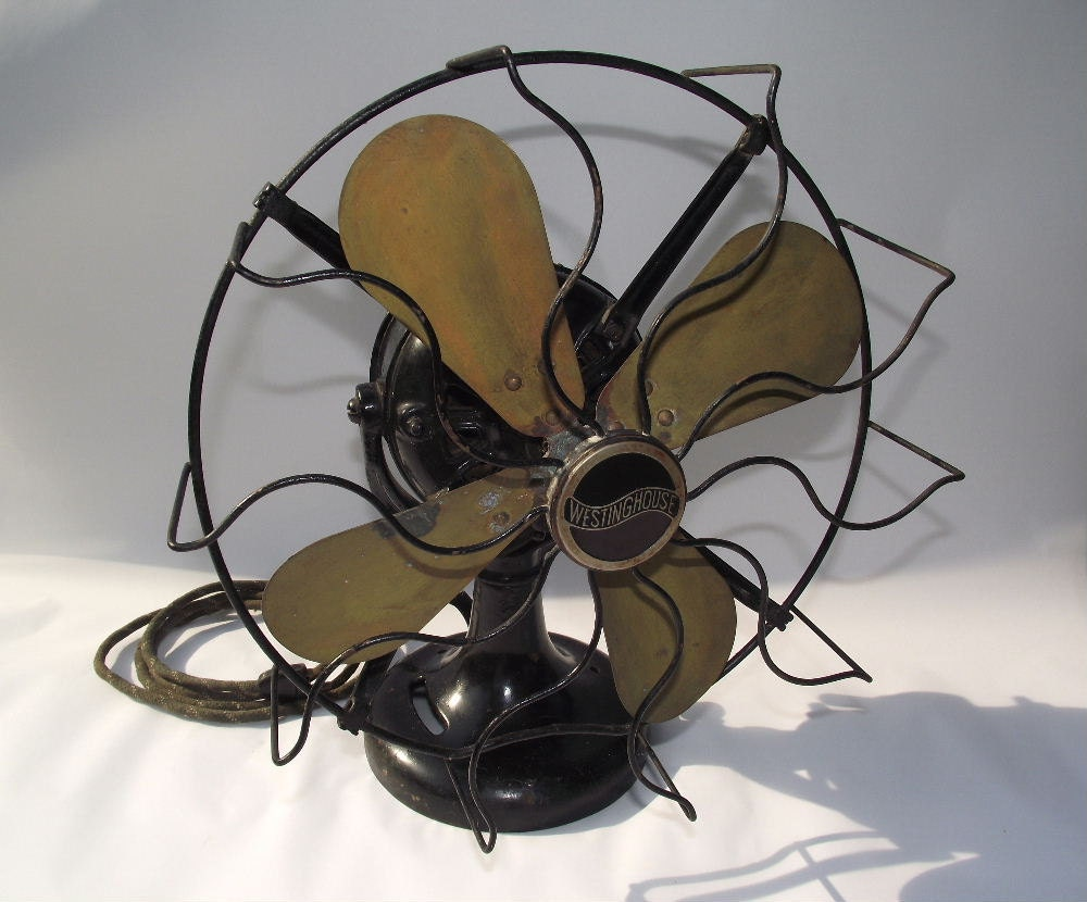 How To Identify An Antique Electric Fan