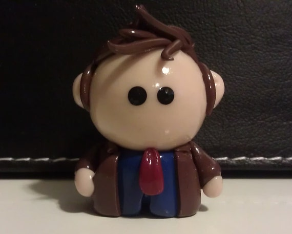 Doctor Who Inspired - 10th Doctor Miniature