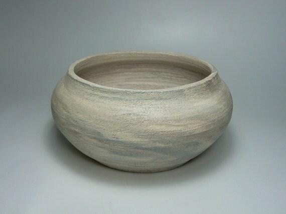 Decorative Multi Clay Bowl