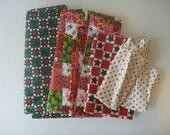 Christmas Fabric selection