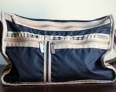 50% OFF ENTIRE SHOP: 90s LeSportsac Color Block Bag