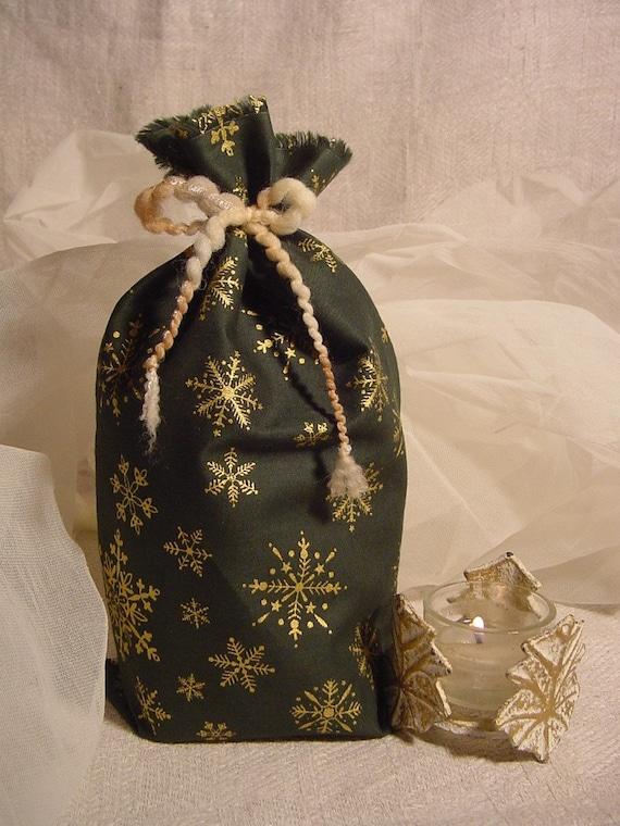 Medium Christmas Gift Bag - Medium Size
