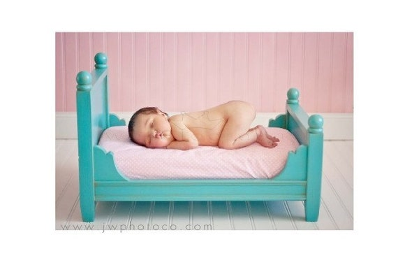 Reserved listing for akasunkist - Newborn Photography Package and Mattress