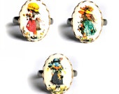 Bonnie, Holly & Edie Rings (one ring only)