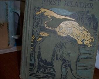 The New Winston First Reader Children's Book