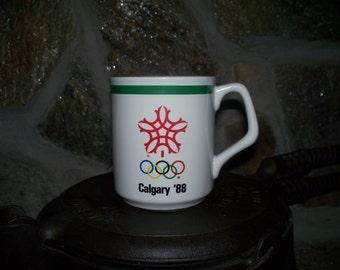 US Olympic 1988 Mug by Maxwell House