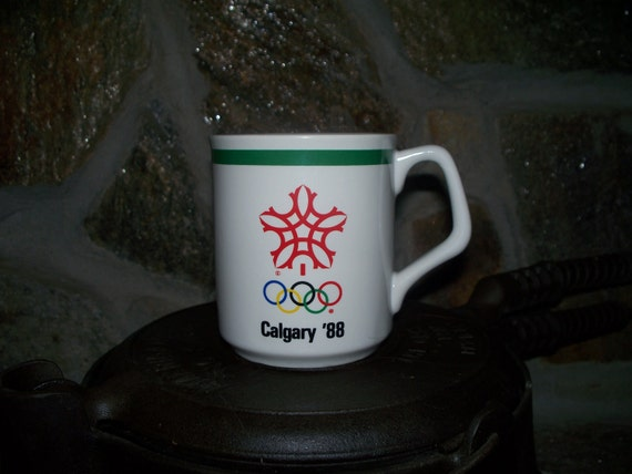US Olympic 1988 Mug by Maxwell House