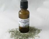 Organic Lemongrass Essential Oil 1 Oz