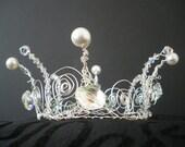 Jesters Mini Crystal Tiara/Crown
