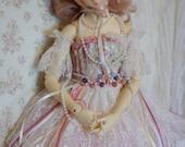 Princess' Chamber, SD dress set, 1/3 size, ooak