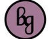 CUSTOM ORDER: Villainous Vixen Logo