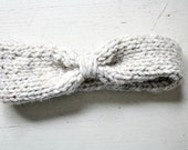 CLEARANCE - 62% off - Handmade Winter Wool Twist-band
