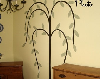 Primitive Willow Tree Wall Decal Country Home Decor