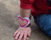 Heart Felt Bracelet