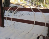 Blank HDPE --OR-- Collapsible Polypro hoop