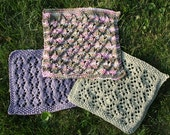 Luxury Spa Cloths II (knitting pattern)