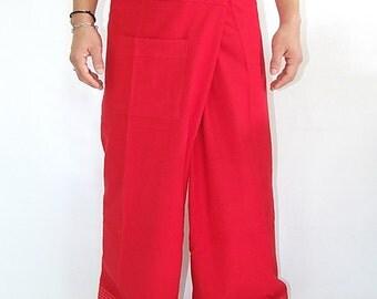 100% cotton thai fishermanpants handmade by my mum long legs style 017
