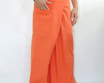 100% cotton thai fishermanpants handmade by my mum long legs style 018
