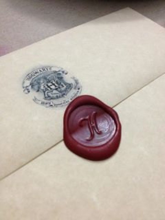 SALE Hogwarts Acceptance Letter Customizable Harry Potter PARCHMENT PAPER -- Priority Shipping
