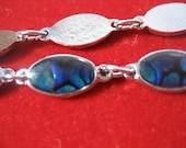Vintage reflections of the deep universe bracelet Code D43