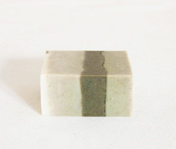 Herbal Soothing Soap, All Natural with Organic Asian Herbs