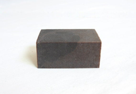Sanghwang Mushroom Soap with Red Ginseng, All Natural, Gift wrapped with Korean traditional paper