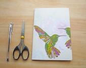 Small Hummingbird Notebook