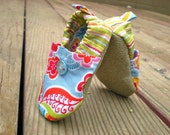 "DISCONTINUED SALE-""Candied Confetti"" Crib Shoes"