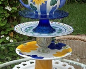 Garden Totem Sunflower Teapot - As Featured In Valley Homes & Style Magazine