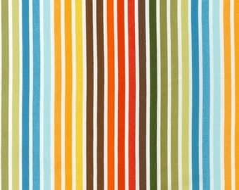 1 Fat Quarter Bermuda Stripe by Ann Kelle for  Robert Kaufman