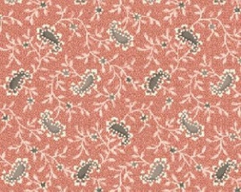 SALE 1 Yard of Put Your Heart In It by Buggy Barn for Henry Glass & Co