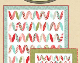 Ziggy Petals Pattern by Cotton Way