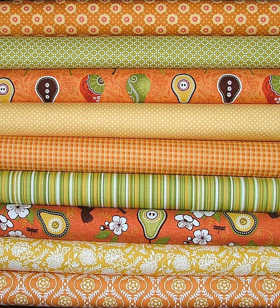 SALE LAST ONE Half Yard Bundle of the Decadence & Daydream Combined Collection for Riley Blake