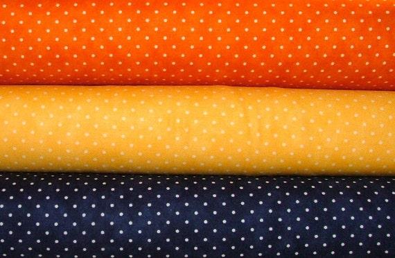 Half Yard Bundle of Moda Mini Essential Dots - LAST ONE
